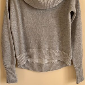 American Eagle Outfitters Sweaters - NWOT AEO's High Low Cowl Neck Sweater XS